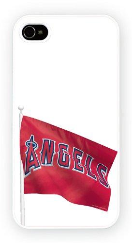 Anaheim Angels American Baseball1 Art Design, iPhone 6, Etui de téléphone mobile - encre brillant impression
