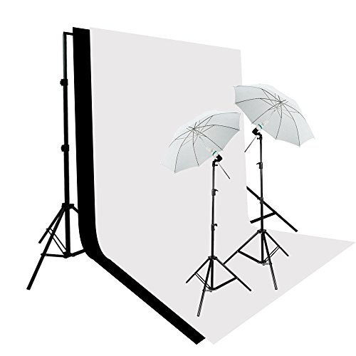 Ghp Studio Softbox Kit 1000w Video Photo Continuous