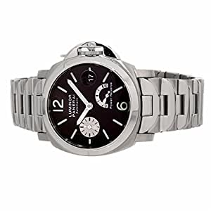 Panerai Luminor automatic-self-wind mens Watch PAM 126 (Certified Pre-owned)