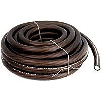 Bullz Audio BPE0.25BK 25 Pro Car Power Ground Wire Cable Black