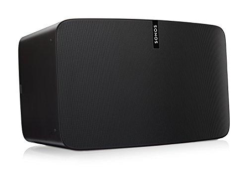 Sonos PLAY:5 I Klangstarker Multiroom Smart Speaker für Wireless Music Streaming (schwarz)