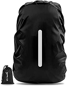 7FED Rain Covers Rain Proof Waterproof Rucksack Bag Portable Dustproof