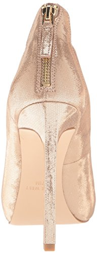 Damen Metallic Lovelost Dress Westen Light Gold Pump Neun Fatqw8Z5