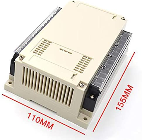 Noblik Bo/îtier /électronique en Plastique avec connecteurs Din Abs
