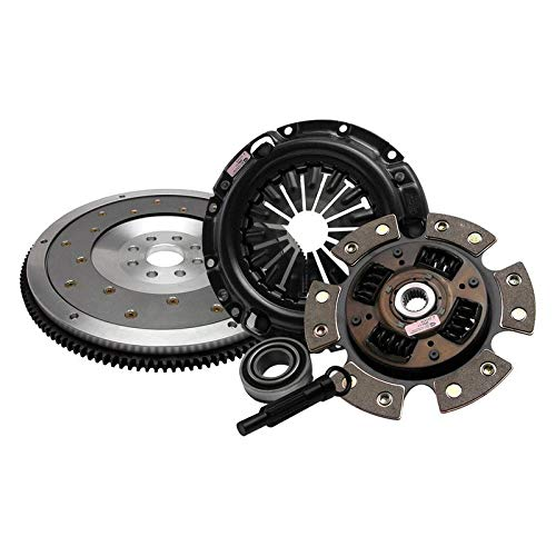 Fidanza 786182 Clutch Kit (99-04 Ford Mustang SVT Cobra 4.6L V2 Series Qwik-Rev) (V2 Series Clutch Fidanza)