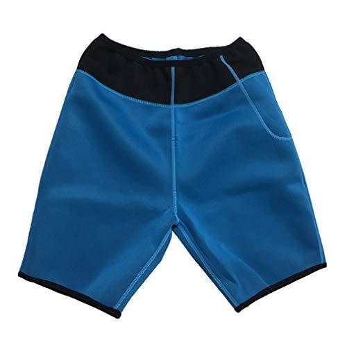 Per Adatta Bruciare Body Sudare Uomo Canotta Suana Shaper Sauna Fitness Pantaloncini Ginnastica Neoprene Grassi I Novecasa Yoga Pantaloni pantaloncini gwqXvW1F
