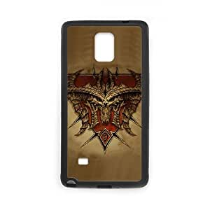 Diablo Samsung Galaxy Note 4 Cell Phone Case Black KO2586511