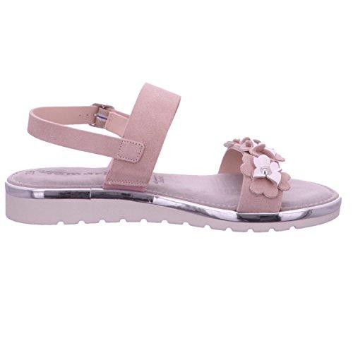 Tamaris 1-1-28175-38/596 - Sandalias de vestir para mujer ROSE COMB