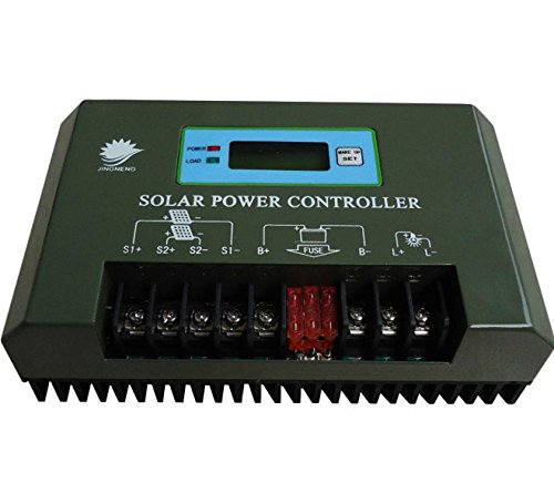 ZODORE 40A 12V high quality PWM Solar Charge Controller with LED display CE certification AH