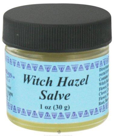 Wise Ways Herbals, Salve Witch Hazel, 1 -