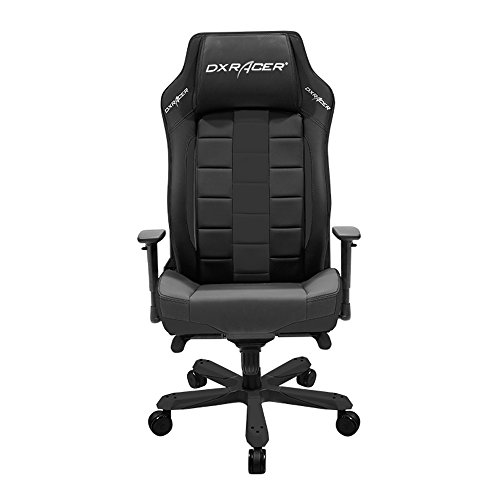DXRacer Classic Series DOH CE120 N Big and Tall Chair Racing Bucket Seat Office Chairs Comfortable Chair Ergonomic Computer Chair DX Racer Desk chair Black