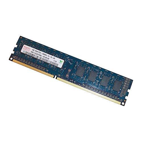 HYNIX HMT112U6TFR8C-H9 1GB DESKTOP DIMM DDR3 PC10600(1333) UNBUF 1.5v 1RX8 240P 128MX64 128mX8 CL9 8