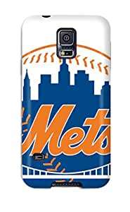 1218927K101411590 new york mets MLB Sports & Colleges best Samsung Galaxy S5 cases
