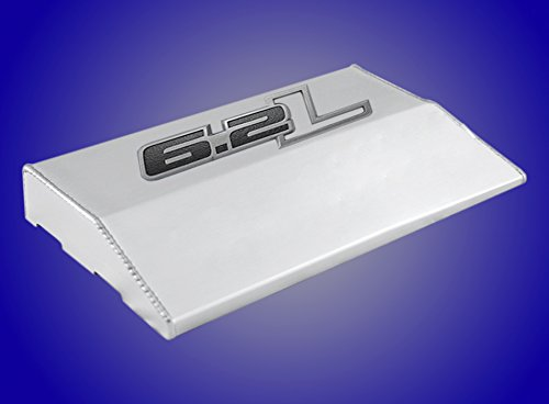 2010-2015 Chevy Camaro Anodized Aluminum Fuse Box Cover with 6.2L Emblem