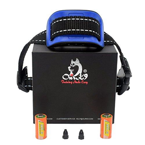 (Our K9 Training Made Easy - Vibrating Dog Collar Using Sound & Vibration or Ultrasonic & Vibration. 100% Pain-Free - 100% Safe)