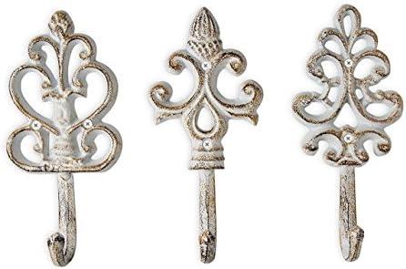 Shabby Chic Cast Decorative Hooks product image