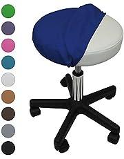 Linxor ® Sábana de protección en esponja para taburete redondo – 9 colores – Norma CE