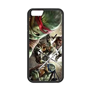 tmnt iPhone 6 Plus 5.5 Inch Cell Phone Case Black PSOC6002625557031