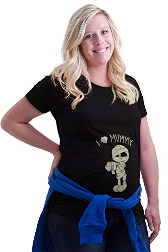 I Love Mummy Mommy Baby Maternity Pregnant Maternity T Shirt for $<!--$13.99-->