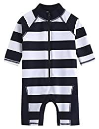 Vaenait Baby 0-24M Baby Boys Swimsuit Rashguard Swimwear Rico