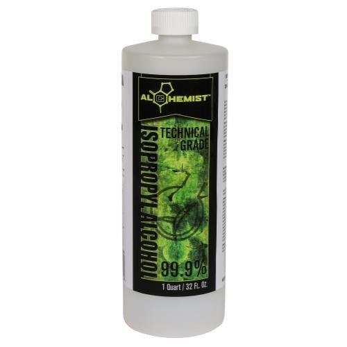 Alchemist Isopropyl Alcohol 99.9% Quart (12/Cs) -