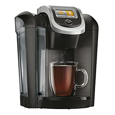 Keurig K575 Single Serve Programmable K-Cup Coffee Maker with 12 oz Brew Size and Hot Water on Demand,