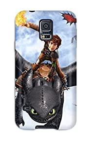 Galaxy S5 Case Slim [ultra Fit] How To Train Your Dragon 2 Poster Protective Case Cover