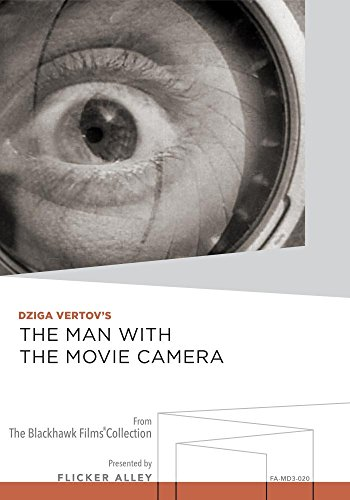 The Man With the Movie Camera
