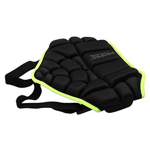 Protective Butt Pad, Children Extreme Sports Hip Pad Hockey Ski Snow Boarding Skate Hip Protection Mat Padded Impact Shorts (Children Under 12 Years Old)