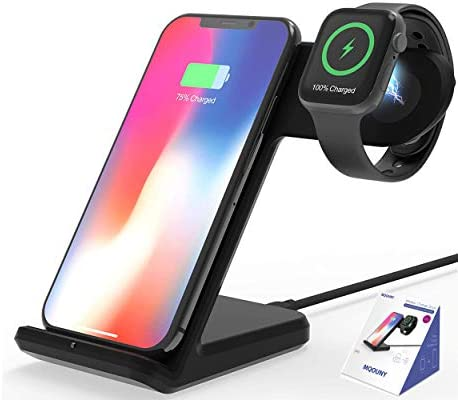Wireless Charger MQOUNY Charging Compatible product image