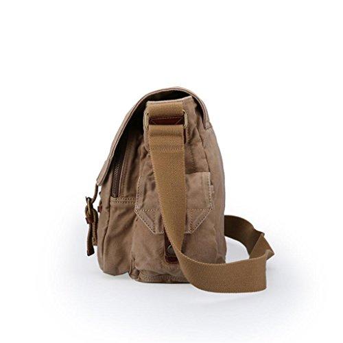 DELLT-Sac européen et américain épaule de mode sac Messenger sac homme grande capacité sac fourre-messager cartable pour hommes