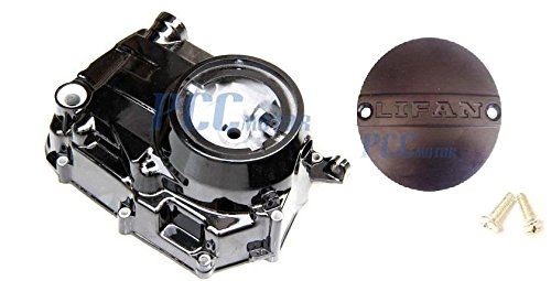 (PCC Motor -Lifan Engine Right Side Clutch Casing Cover Case Ec14)