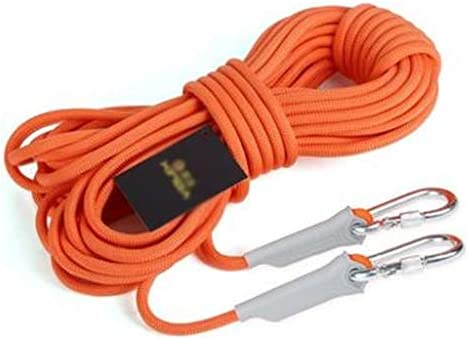500Kg Load 10m20m Climbing Rope Outdoor Safety Rescue Auxiliary  Escape