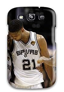 Ryan Knowlton Johnson's Shop san antonio spurs basketball nba NBA Sports & Colleges colorful Samsung Galaxy S3 cases