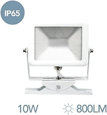 Electraline 63500 Proyector Foco para el Exterior (IP65 LED ...
