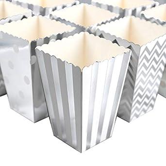 Amazon.com: hansgo 36 Pcs Cajas de palomitas de maíz ...