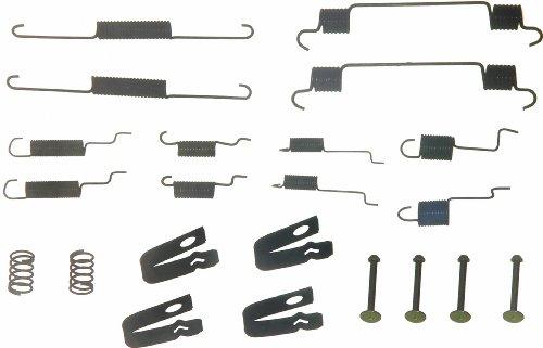Wagner H17218 Drum Brake Hardware Kit, Rear ()