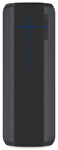 Ultimate Ears UE MEGABOOM Charcoal Black Wireless Mobile Bluetooth Speaker - Waterproof and Shockproof - (Certified Refurbished) by Ultimate Ears