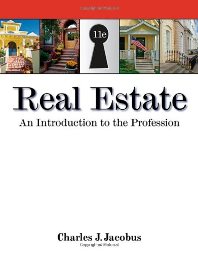 Real Estate: An Introduction to the Profession by ONCOURSE LEARNING