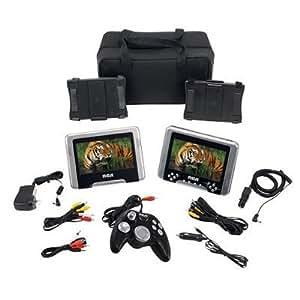 RCA DRC630N Portable DVD Player