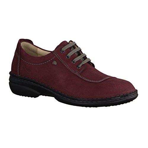 Finn Rot donna stringate Scarpe rosso Comfort 6WAwq6rTc