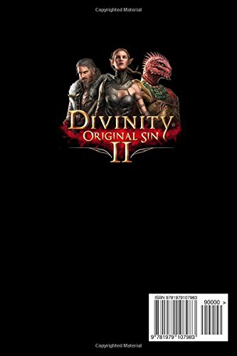 Divinity: Original Sin 2 Guide Book: Strategy guide packed