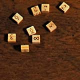 (US) Wood Expressions Sudoku Small Thinking Tiles