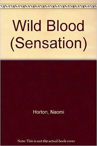 Book Wild Blood (Sensation)
