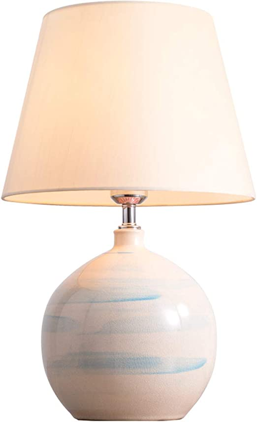 & Luz para Leer Lámpara de Mesa Lámpara de mesita de Noche con Control de Sonido Lámpara de Noche: Amazon.es: Hogar