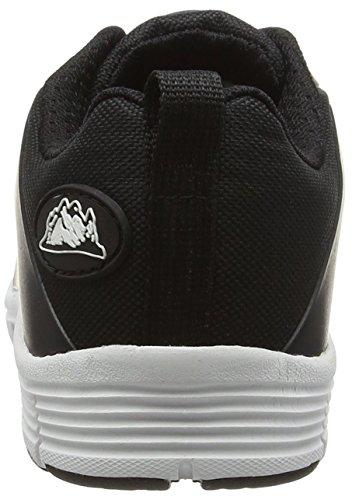 Groundwork Gr95, Chaussures de Sécurité Mixte Adulte noir/blanc