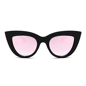 JIGHB Gafas de Sol Femeninas Gafas De Sol De Oro Rosa con ...