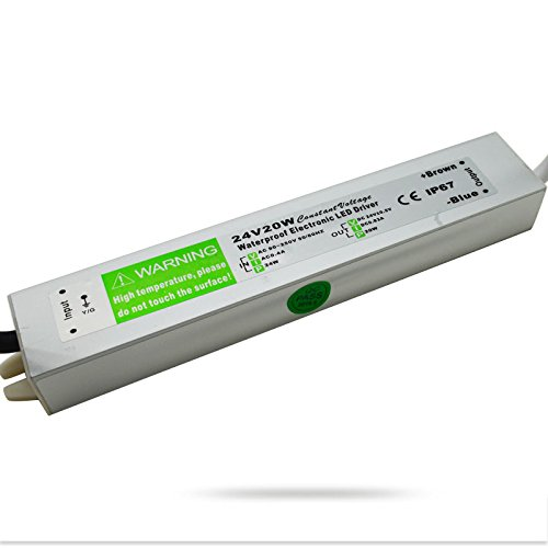Electronic Transformer For Led Lights 20W - 9