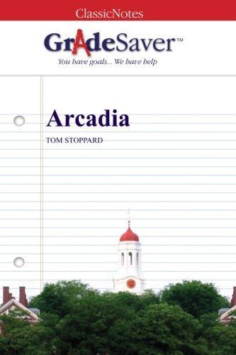 arcadia tom stoppard essay