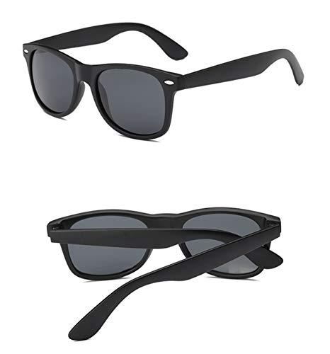 la de de Manera Las de Sol Sol Gafas Gafas Tortuga de Gafas Gafas Eyecrafters la Vendimia de la Retro la de para Hombre Sol polarizadas conducción de UV400 B C conducción de KOMNY de XqSCP